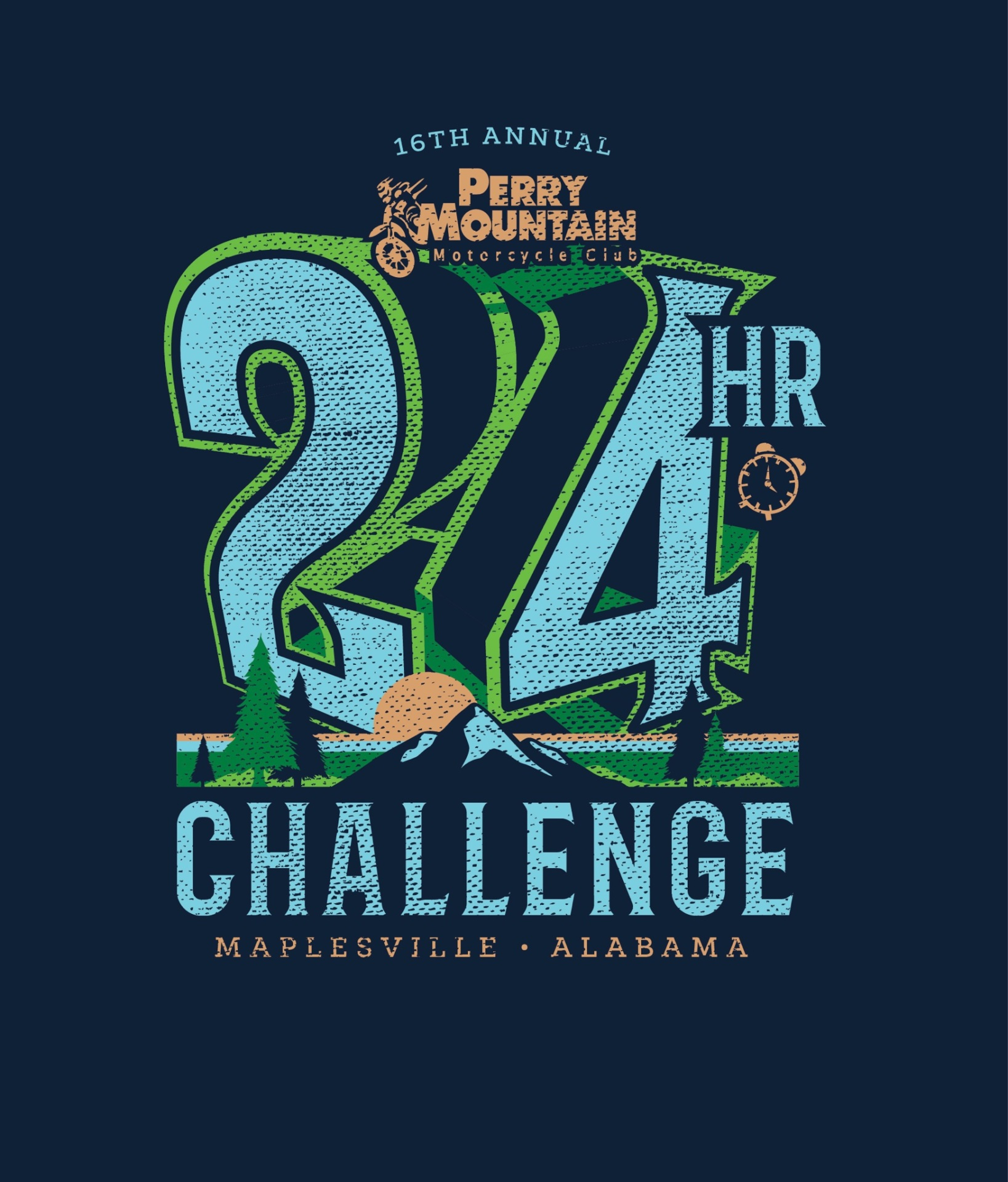 **UPDATE** 24 Hour Challenge Preentry Date Extended